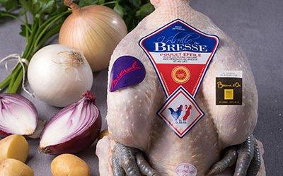 Pollo di Bresse Miéral