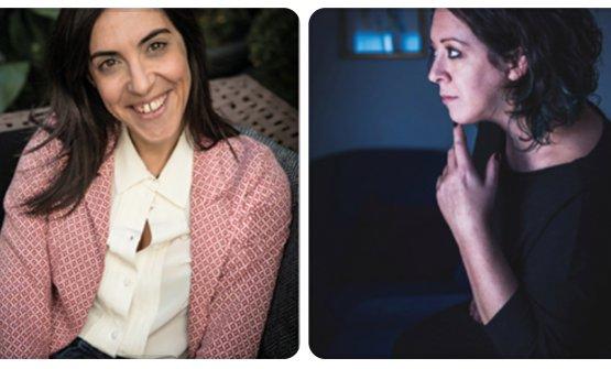 Le autrici Anna Prandoni e Gaia Menchicchi