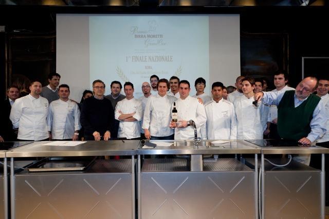 La prima edizione del Premio Birra Moretti Grand C