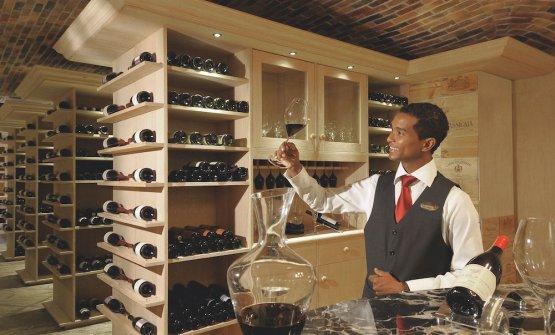 Vino protagonista anche alPrince Maurice, uno dei resort a Mauritius del gruppo Constance