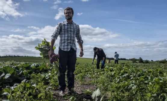 Christian Puglisi, nato a Messina nel 1982, dal 1989 a Copenhagen, dove oggi gestisce quattro locali (foto Farm of Ideas)