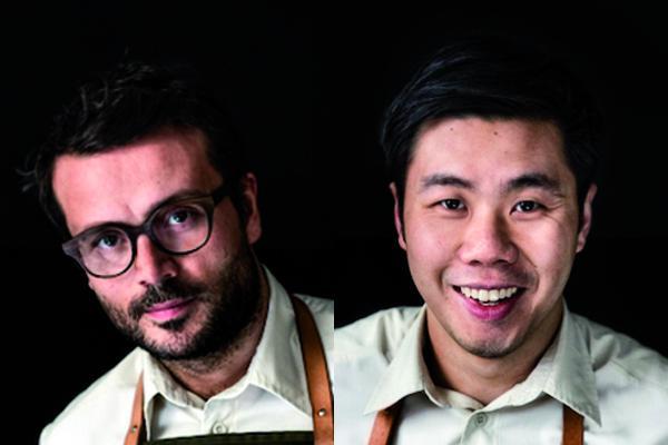 Christian Puglisi (34 anni) e Jonathan Tam (30), c
