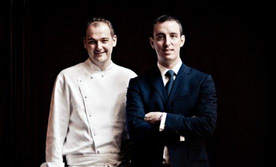 Daniel Humm e Will Guidara, la cucina e la sala di Eleven Madison Park