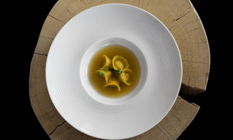 Ravioli alla Valpellinentze: la ricetta dell'i