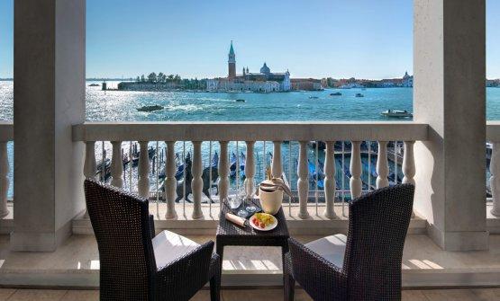 Londra Palace Hotel, Venezia