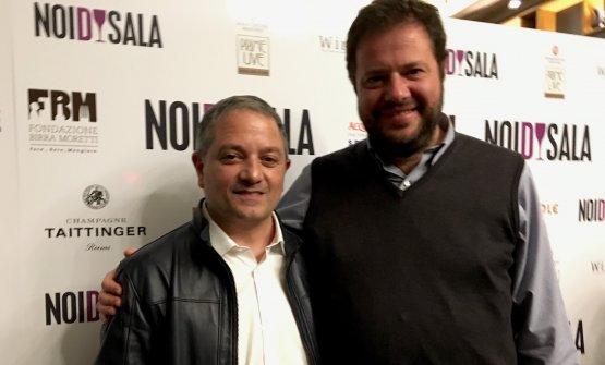 Marco Reitano e Marco Bolasco