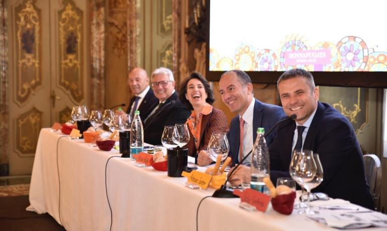 La presentazione avvenuta a Milano
