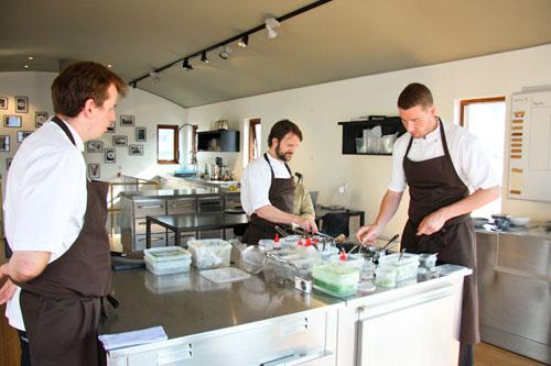 Renè Redzepi of the Nordic Food Lab, Noma's true creative outpost (photo credits parlafood)
