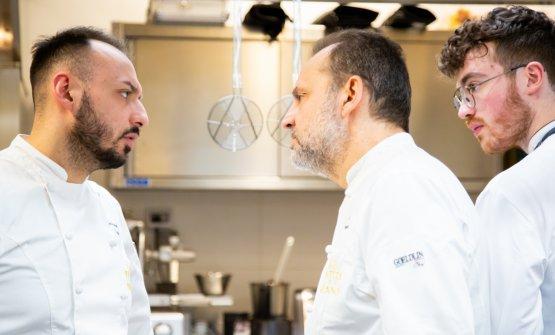 Confronti in cucina