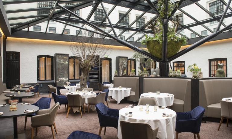 Il ristorante, indirizzo Spinhuisplein 1 a Zwolle, telefono+31.(0)38.4212083 sorge sulle ceneridi un vecchio carcere femminile