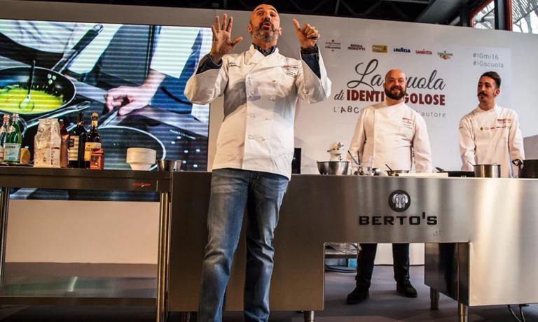 Lo Spaghetto Milano di Andrea Ribaldone, oggetto della sua lezione, è stato il simbolo di Identità Expo
