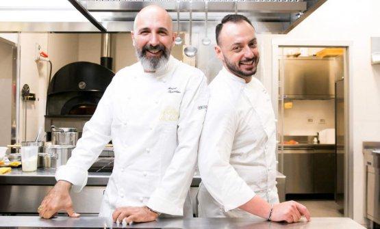 Andrea Ribaldone e Alessandro Rinaldi