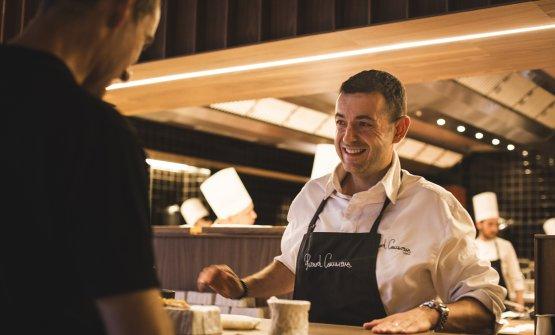 Chiacchierata a tutto campo con Ricard Camarena, uno dei maggiori chef spagnoli contemporanei, a Valencia