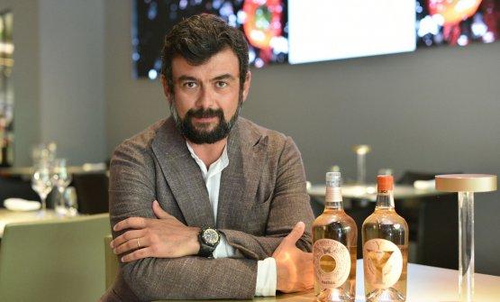 Riccardo Pasqua,amministratore delegato della Pa