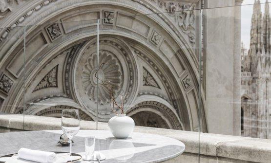 Il Felix Lo Basso di Milano, con vista Duomo