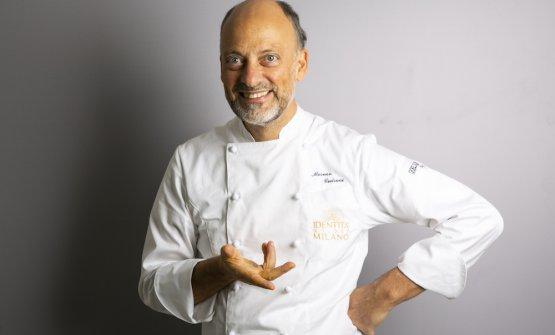 Moreno Cedroni, classe 1964, chef della Madonnina