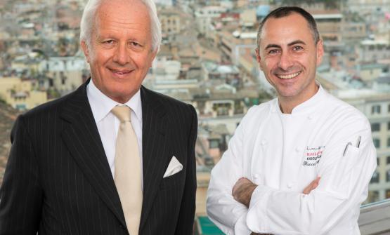 Roberto Wirth e Francesco Apreda