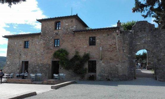 La Rocca di Montestaffoli ospita il Vernaccia di San Gimignano Wine Experience (foto Consorzio della Denominazione San Gimignano)