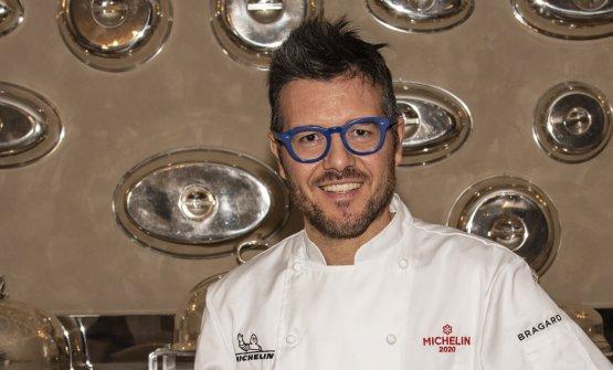 Lo chef Rocco DeSantis