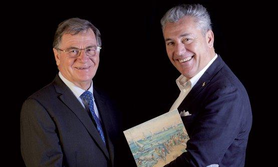 Romano e Roberto Franceschini