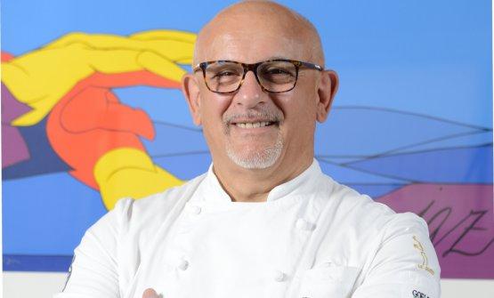 Claudio Sadler, chef e patrono dell'omonimo ristorante milanese