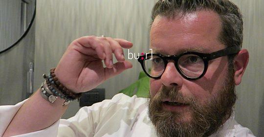 Eugenio Boer e il suo nuovo [bu:r](immagine di S