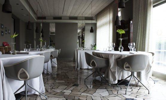 La sala del ristorante Lazzaro 1915
