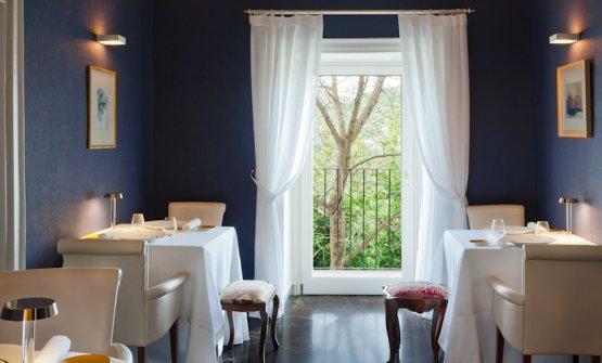 La sala del ristorante Duomo