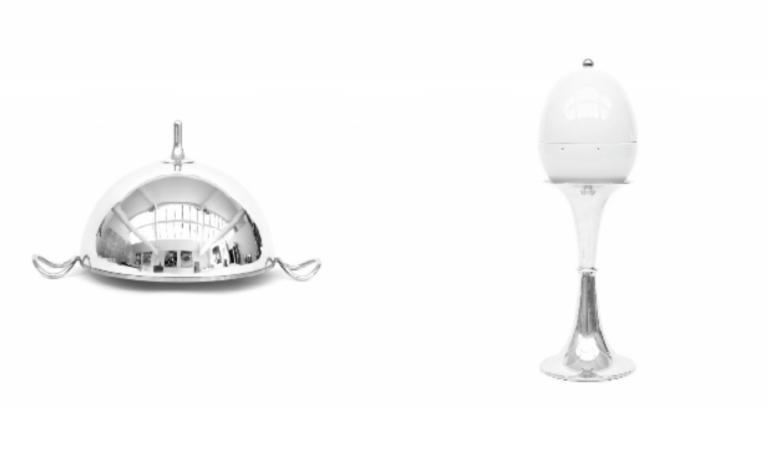 MysteryeVaporiera,due degli oggetti di design creati da Andrea Salvetti per Lopriore