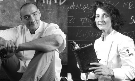 Daniela Cicioni e Simone Salvini