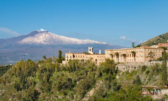 Il ritorno del San Domenico Palace, celebre e luss