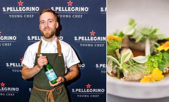 Benjamin Auroy-Langlais, finalista canadese al S.Pellegrino Young Chef 2018