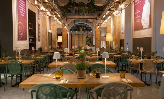 Ultima apertura, Saporé al Mercato del Duomo, Milano