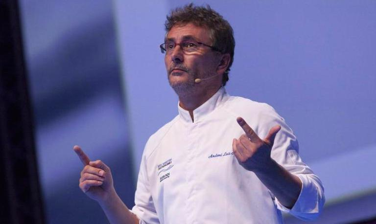 Andoni Aduriz a Gastronomika 2015