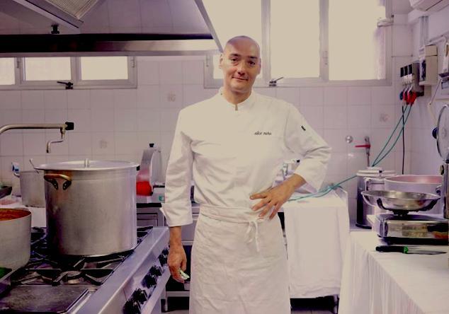 Tra i tanti progetti che Salvini segue, i mercoledì dell'Antoniano, cucina vegetariana per gli indigenti della mensabolognese