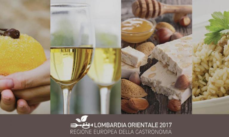 La Lombardia orientale sarà Regione europea della gastronomia 2017. La prestigiosa attribuizione sarà presentata ufficialmente il 29 maggio prossimo, in occasione della festa per i 50 anni di Da Vittorio
