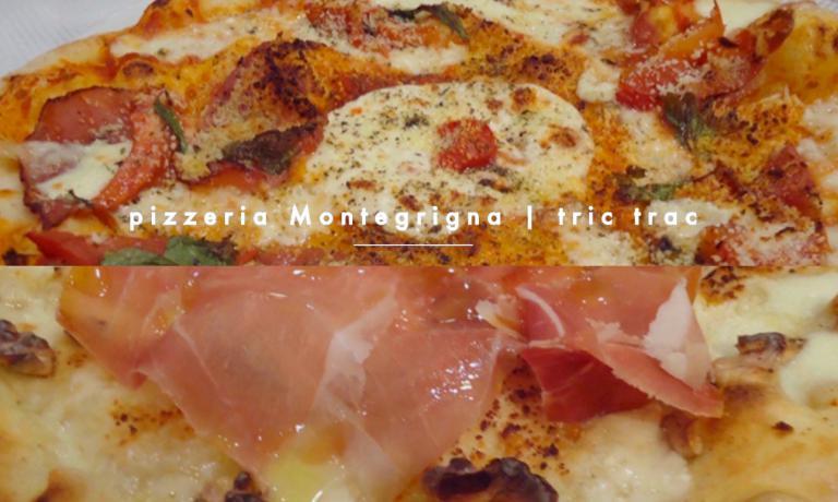Il sito della pizzeria Montegrigna by Tric-Trac di