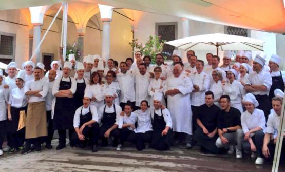 Gli chef diEast Lombardy