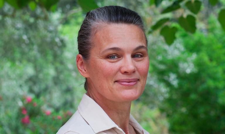 FOTOCONTADINA. Johanna Ekmark, svedese, fotoreporter per 20 anni e contadina per 12,curatrice e ideatrice di Caffè Italia