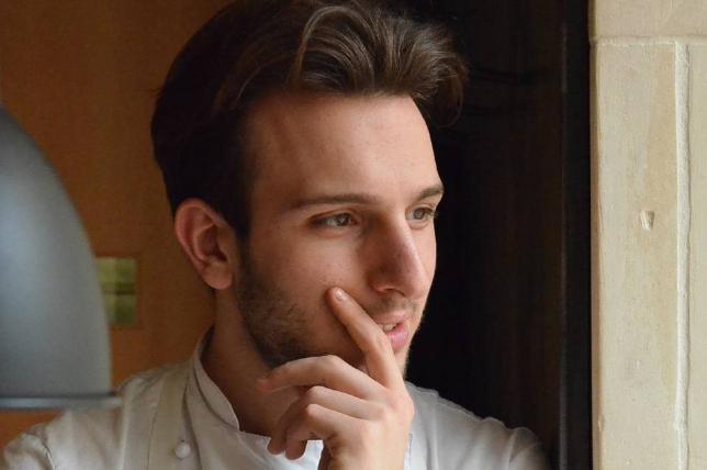 Giovanni Pellegrino, chef di Bros a Lecce, 21 anni
