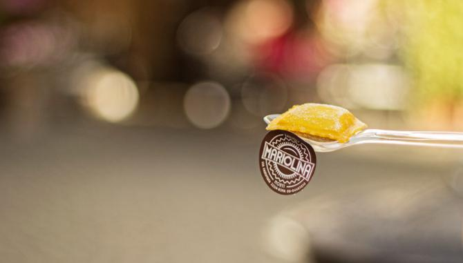 Mariolinain via Panisperna,si distingue per i ravioli, le zuppe, le insalate, le polpette. Un pranzo fuori dal comune firmatoMarzia Greco (fotowww.mariolinaravioli.it)