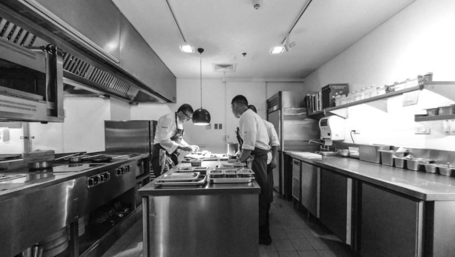 Vask Gallery, l'insegna diChele Gonzalez, chef spagnolo che sta esplorando le potenzialità della cucina filippina