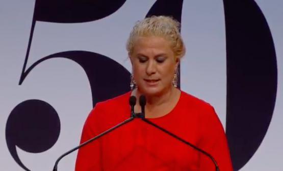 La slovena Ana Ros, miglior chef donna, applauditissima