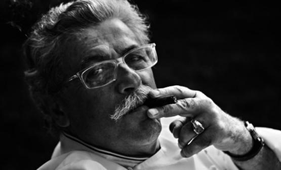 """Alfonso Iaccarino, chef del Don Alfonso: """"La cucinameridionale, come tutte le più grandi,è un prodotto delmeticciato"""" (foto donalfonso.com)"""