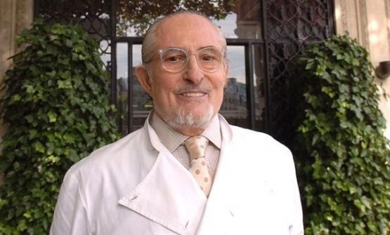 Alain Senderens (1939-2017), cuoco tra i più gran