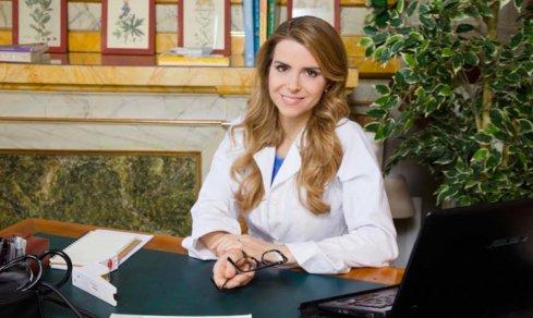 La dietologa nutrizionista Annamaria Acquaviva
