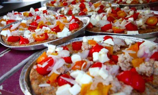 Pizze doc all'Apogeodi Pietrasanta
