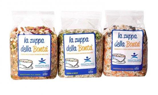 Sabato 30 settembre e domenica 1 ottobre, Arca ha organizzato La Zuppa della Bontà. C'è un anteprima oggi, mercoledì 27 settembre, da Eataly Smeraldo a Milano, ore 11