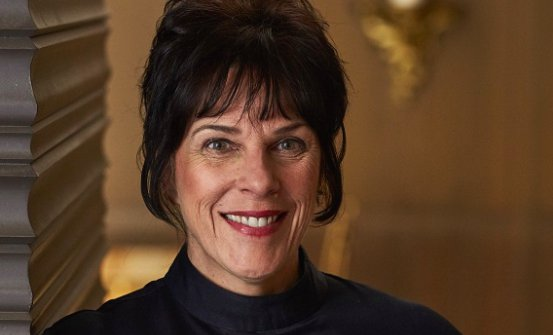 Barbara Lynch, responsabile della cucina di pesce di Eataly Boston. In città gestisce 9 ristoranti (leggi la sua biografia)
