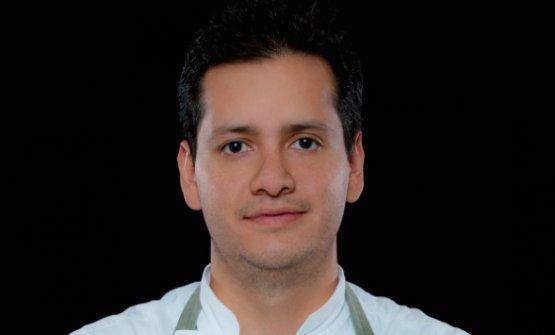 Jorge Vallejo, 34 anni,Quintonil a Città del Messico